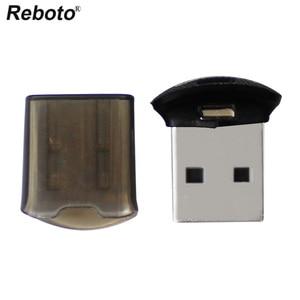 Reboto Mini USB Flash Drive 32GB 64GB Tiny Pendrive U Disk 16GB Pen Drive U Stick Memory Stick 4GB 8GB USB 2.0