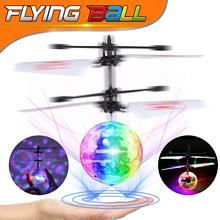 Mini Drone LED Lighting RC Helicopter