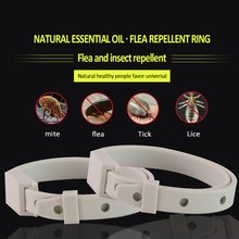 Pet-Products Collars Anti-Mosquito Repellent Decoration Flea Dogs Adjustable Silicone