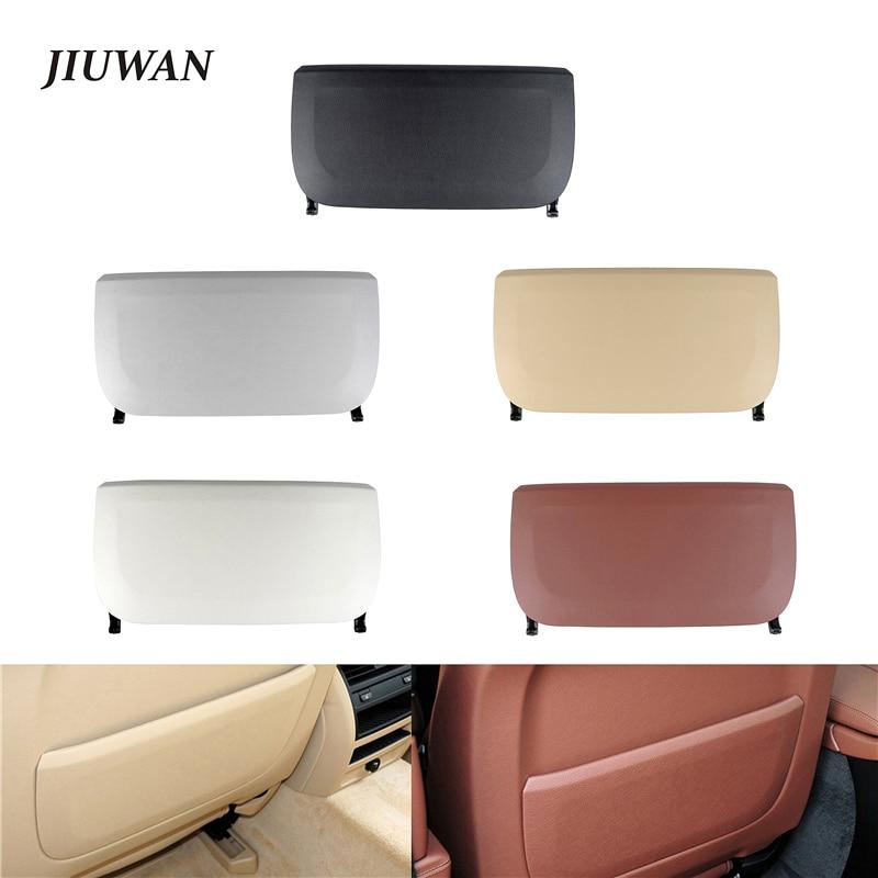 Чехол на заднюю панель автомобильного сиденья, карман для хранения крышек из АБС-пластика, Сменные аксессуары для BMW 5 Series F10 GT 7 Series F01 F02