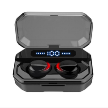 цена на headset F8 Mini TWS Bluetooth Earphone Stereo Bluetooth 5.0 In Ear Earphones Sports Headset True Wireless Earbuds WIth Mic