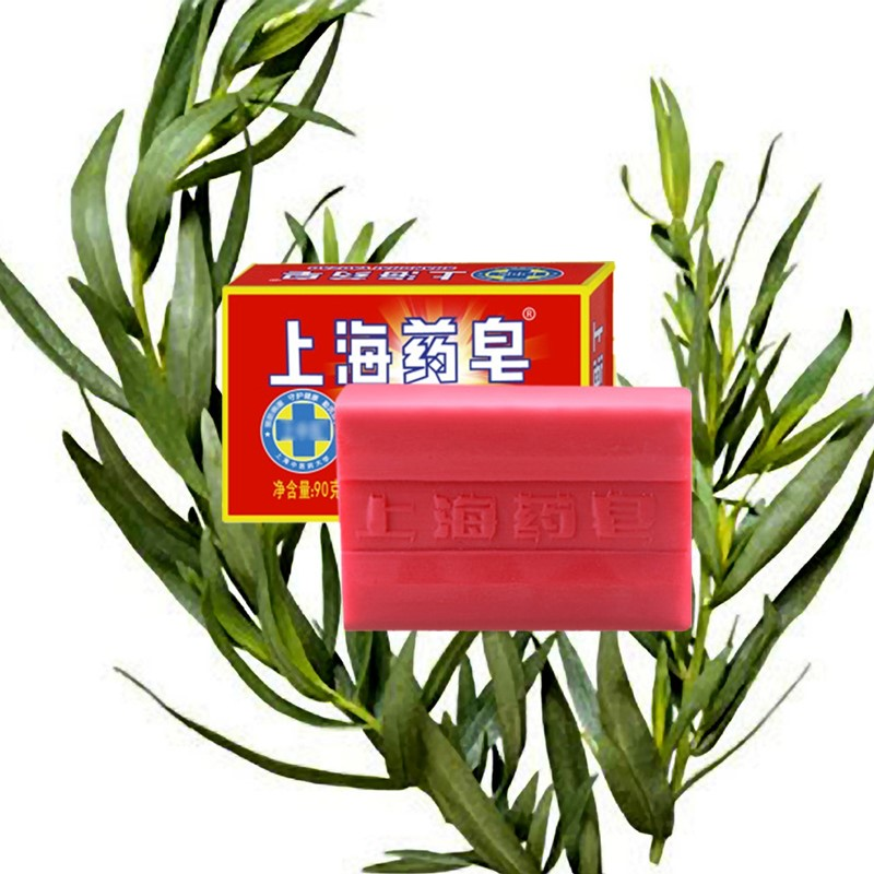 90g Plant Chinese Medicine Soap Thin Face And Body-thinning Bath Lotion Shiny Skin Refreshing Skin Care Bath Lotion