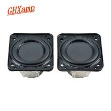 Ghxamp 1.75 Inch Bass Loa Toàn Dải 4Ohm 5W Dual Màng Loa Neodymium Hợp Chất Âm Tần Số Thấp Cho Nhỏ Âm Thanh 2 Chiếc