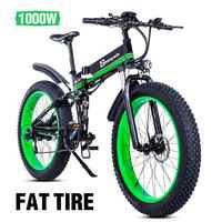 Electric bicycle 1000W Electric Beach Bike 4.0 Fat Tire Electric Bike 48V Mens Mountain Bike Snow ebike 26inch Bicycle