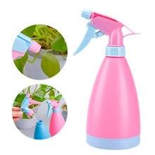 Pressão da mão multi-fuction spray garrafa para jardinagem fertilização rega salão de flores plantas pulverizador jardinagem névoa aspersão