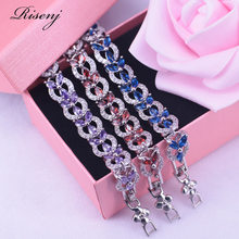 factory price many colors handmade silver color jewelry for women pretty