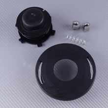 LETAOSK Black Plastic Trimmer Head Rebuild Kit Fit for Stihl 25-2 FS 44 55 80 83 85 90 100 110 120 130 200