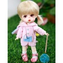 Nova Chegada Dollbom Rover 1/8 SD BJD YoSD Luts Boneca Brinquedos Melhor Presente de Natal de Alta Qualidade Bonito Da Menina Linachouchou