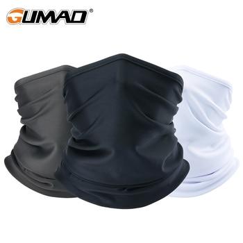 Outdoor Sport Bandana Tube Cycling Running Mask Hiking Hunting Bicycle Ski Neck Gaiter Warmer Headband Scarf Face Cover Summer
