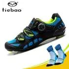 Велосипедная обувь Tiebao road carbon дорожный велосипед обувь мужские беговые кроссовки для взрослых профессиональные спортивные дышащие самобл...