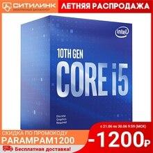 Процессор INTEL Core i5 10400F, LGA 1200, BOX [bx8070110400f s rh79]