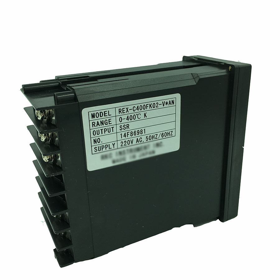SSR Output REX-C400 Temperature Control+K type thermocouple+Max 40A SSR relay