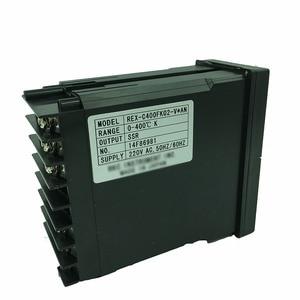 Image 4 - REX C400 termostato digital rkc pid controlador de temperatura termostato (ssr saída) + k tipo termopar + max 40a relé ssr