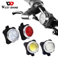 USB Lade Fahrrad Licht Set LED Kopf Vorder Lampe Hinten Schwanz Licht Wasserdichte Super Helle Radfahren Laterne für Fahrrad Zubehör