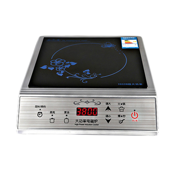 3800W High Power Commercial Induction Cooker Hot Pot Waterproof Durable Special Induction Cooker Embedded Electric Stove counter top commercial electric noodle cooker chinese noodle cooker counter top electric pasta cooker
