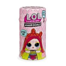 LOL Dolls SURPIRSE 5th generación No caja original Objetivos para el cabello magia DIY al azar muñecas figura de acción modelo chica de juguete de regalo