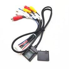 20 핀 확장 인터페이스 안드로이드 헤드 3G/4G WIFI 유닛 스테레오 용 RCA AUX IN/OUT 케이블 SIM 슬롯