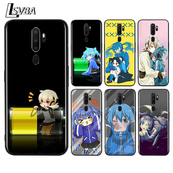 Black TPU Soft Cover Enom Takane for OPPO A9 2020 Reno 10X ZOOM ACE 4 3 2 Z F Pro 4G 5G Phone Case image