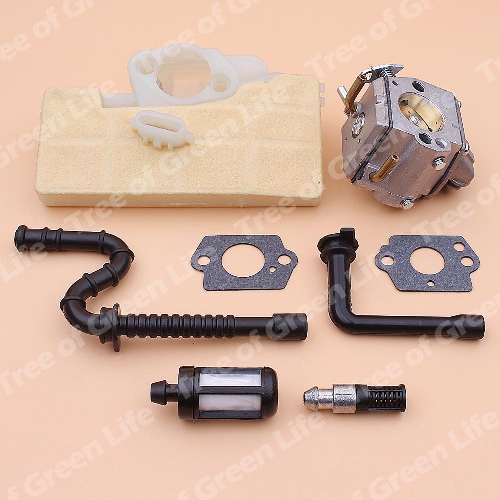 MS290 Stihl 039 0650 1127 Carb Oil For Filter 029 Hose Carburetor Chainsaw Line MS390 Fuel MS310 Air 120