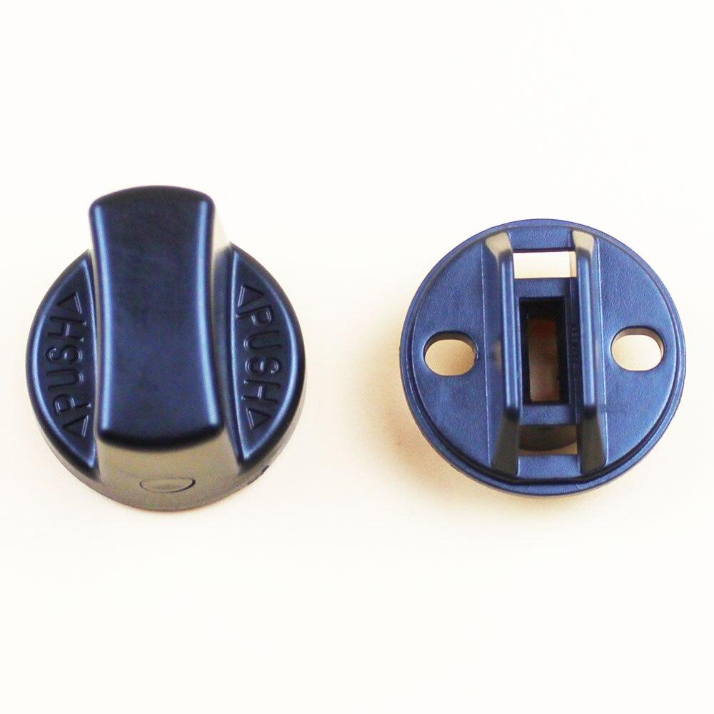 Estilo do carro keyless interruptor de partida de ignição botão tampa 4408a031 4408a167 para mitsubishi lancer 2008-2017 outlander 2007-2013