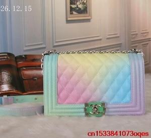 Luxury Designer Brand Chanel- Handbag Shoulder Bags Women Messenger Bag Bolsa Feminina Handbags C225
