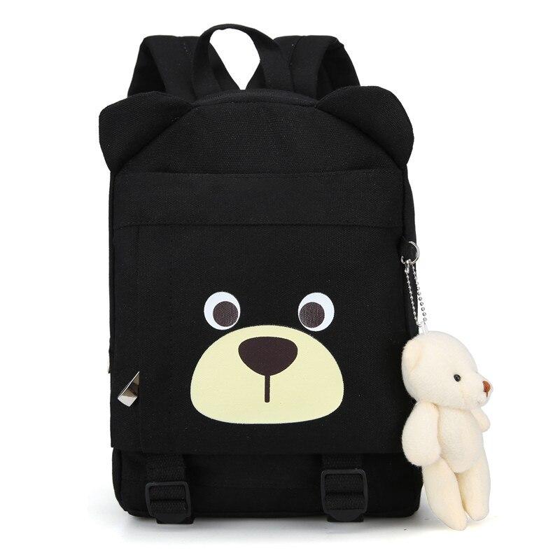 Cartoon Animal Shoulder Backpack School Bags Kids Toddler Rucksack Age 1-6 Year