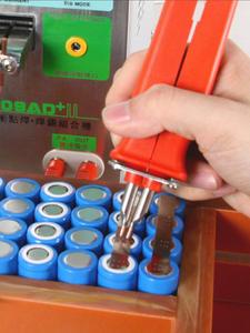 Welder-Spot Battery Spot-Welding-Pen 709A HB-70B 18650 for Polymer Series Use