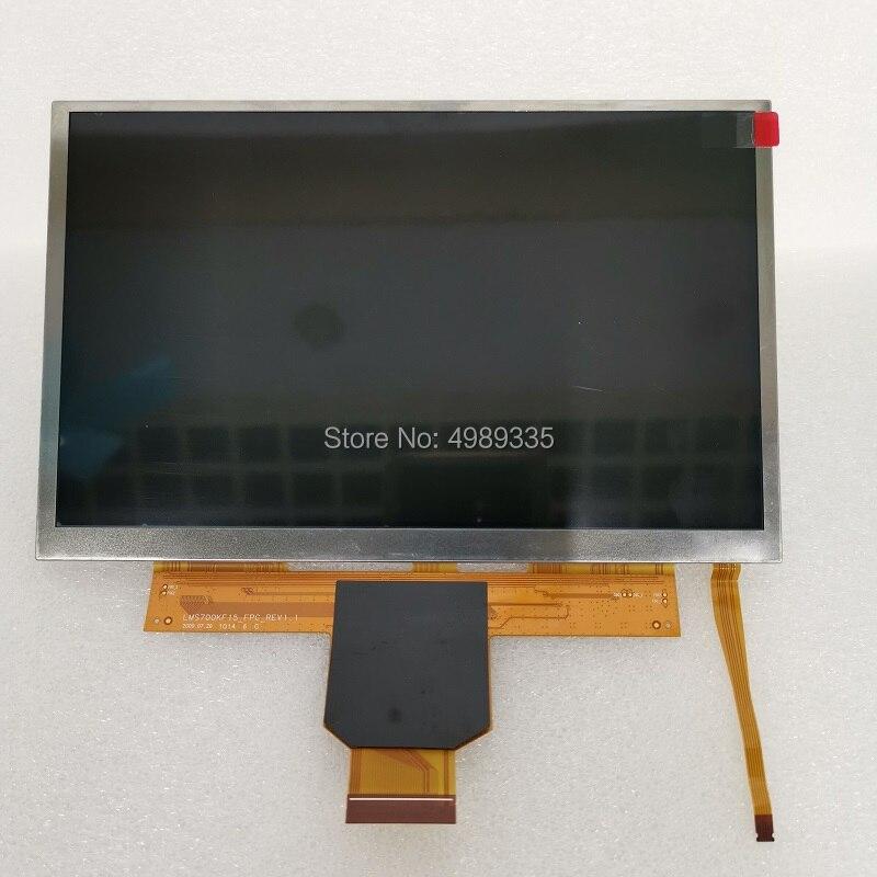 LMS700KF15 7 pouces LCD panneau application portable DVD voiture affichage MP4 PMP numérique photo cadre vidéo téléphone