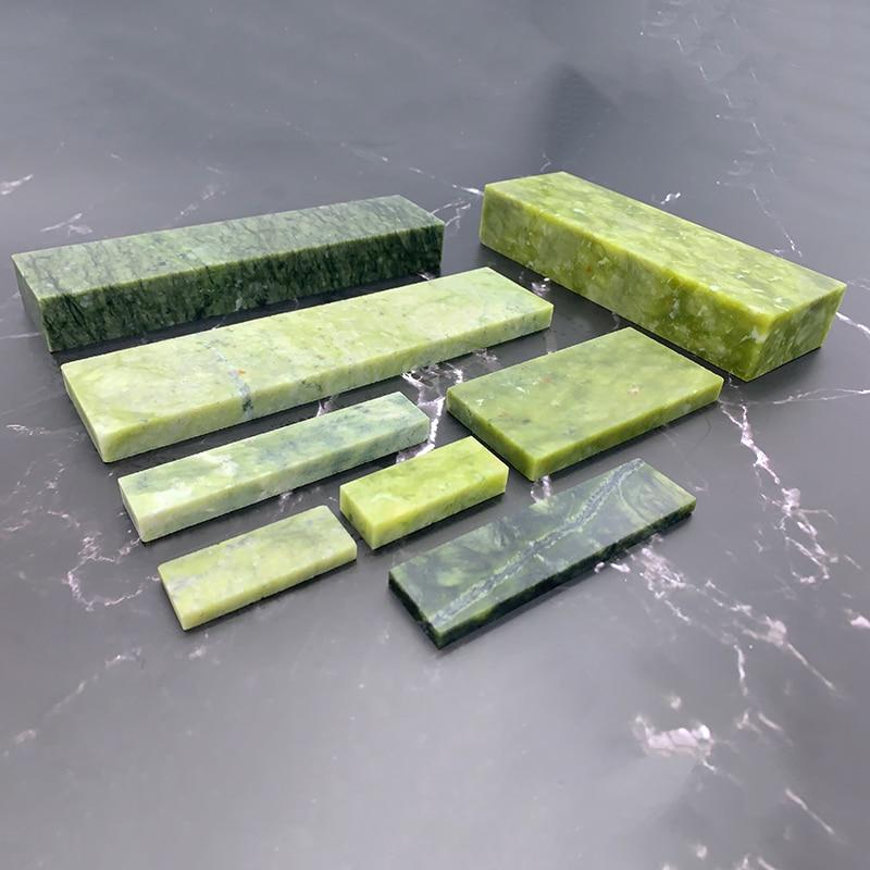 Большая зеленая заточка камня база Natrual Агат Бора Карбид точильный камень бар кухонный нож точилка масло хонинга точильный камень Apex край|Точилки|   | АлиЭкспресс