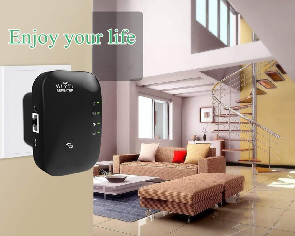 300Mbps Wireless WiFi Repeater WI FI Extender Wi-Fi Amplifier 802.11N/B/G Router Booster Repetidor Wi fi Reapeter Access Point