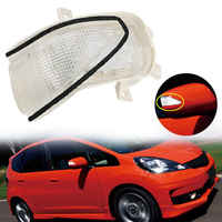 FIT For JAZZ 2009 2010 2011 2012 2013 Car Rearview Side Mirror Turn Signal Indicator Light Repeater For Honda Insight
