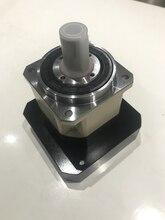 5 acrmin גבוהה דיוק סליל הילוך פלנטריים תיבת הילוכים מפחית 1 שלב עבור 110mm מסגרת AC סרוו מנוע קלט פיר 19mm