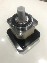 5 acrmin Высокоточный редуктор винтовой зубчатой передачи планетарный редуктор 1 этап для 110 мм Рамка AC Серводвигатель входной вал 19 мм