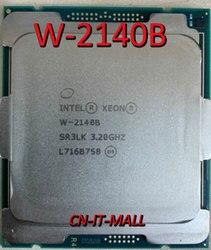 Pull Xeon W-2140B процессор 3,2 ГГц 8 ядер 16 потоков LGA2066 процессор