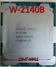 Вытянутый Xeon W 2140B ЦП 3,2 ГГц 8 ядер 16 потоков LGA2066 процессор