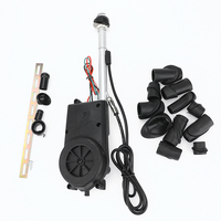 1 Set Car AM FM Radio Mast Power Antenna Replacement Kit for Mercedes benz W140 W126 W124 W201 Electric Aerials Auto Accessories