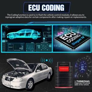 Image 4 - Thinkdiag OBD2 Scanner Alten boot Version V 1.23.004 unterstützung Diagzone Volle system für auto werkzeuge ecu codierung PK Easydiag X431 pro3