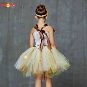 Image 4 - Платье пачка с подсолнухами и цветочным принтом