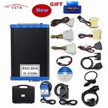 FVDI V2018/2015/2014 أصلي SVCI 2018 FVDI ABRITES قائد النسخة الكاملة 18 برنامج FVDI مفتاح التعلم/تصحيح الأميال