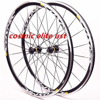 ELITE-bicicleta de carretera de 700C con ruedas de aluminio, novedad, 2018