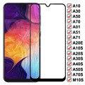 Закаленное стекло 99D для Samsung Galaxy A10 A30 A50 A70 A01 A51 A71, Защитное стекло для Samsung A20S A20E A40S M30S, защита экрана