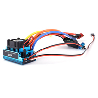 80A DIY Speed Controller Boat RC Car Toy 5200KV Brushless Motor Professional Replacement Spare Part Electric Accessories Truck