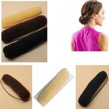 Спонж для пучка волос в голливудском стиле, стильный ролл-пончик, французская Твиста, «сделай сам», аксессуары для волос