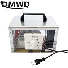 DMWD 20 جرام لتنقية الهواء O3 مولد أوزون لوحة 20000 مللي جرام/ساعة مولد الأوزون المحمولة منظف الأوزون معقم توقيت التبديل 110 فولت 220 فولت