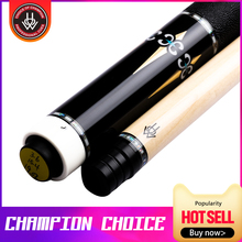 HOW H-295 Original Pool Cue Handmade Billiard Genuine Black 8 National Professional High Quality Kit Athlete Use China