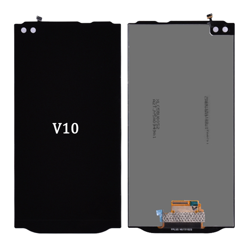 Original 5.7'' 1280 x 720 <font><b>LG</b></font> <font><b>V10</b></font> H960 H968 H900 VS990 LCD <font><b>Display</b></font> with Touch Screen Digitizer Assembly With frame Free shipping image