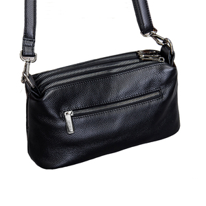 Image 3 - Genuine Leather Shoulder Bag Womens Crossbody Bags for Women Luxury Handbags Fashion Female Purse Totes Messenger Bag