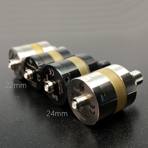 Image 4 - Vape mini KAYFUN LITE 2019 MTL atomizer do tanku RTA 2ml 3.5 ML pojemność 22mm 24MM pojedyncza cewka vape vs kayfun prime Nite DLC RTA