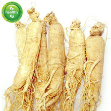 Natural Wild White Ginseng Dried Ginseng Root, Anti-aging and Anti-oxidation, Panax 6 Years Roots