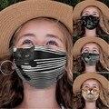 Симпатичная мужская женская мужская маска для рта маска с принтом животных собаки кошки Пыленепроницаемая смога искусственная защитная ма...